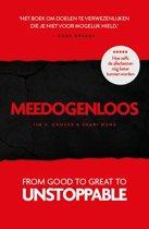 Boek cover Meedogenloos van Tim Grover