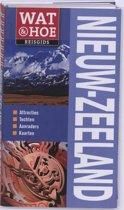 Wat & Hoe reisgids Nieuw Zeeland