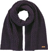 BARTS Patina Scarf - paars - one size