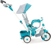 Little Tikes 4-in-1 Perfect Fit Driewieler - Blauw