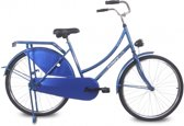 Solo Dutch 28 Inch Damesfiets - Blauw 50cm Frame