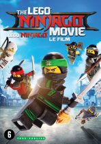 DVD cover van LEGO Ninjago Film