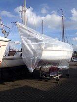 Afdekzeil Boot | Doorzichtig Zeil | Transparant | PP-235TR | 4x5