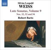 Weiss: Lute Sonatas Vol. 9