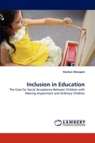 Inclusion in Education