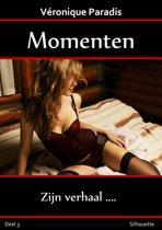 Momenten, zijn verhaal