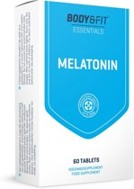 Body & Fit Melatonine 3mg