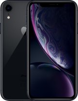 Apple iPhone XR - 128GB -  Zwart