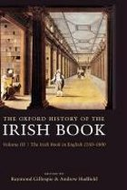 The Oxford History of the Irish Book, Volume III