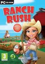 Ranch Rush Windows CD-Rom