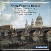 Georg Friedrich Handel: Six Piano Concertos Op. 7