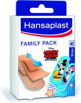 Hansaplast Family Pack Pleisters - 40 strips