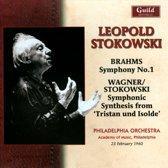 Stokowski - Brahms, Wagner