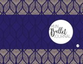 Mijn bullet journal - blauw - landscape