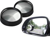 Dode hoek spiegel auto / vrachtwagen / bestelwagen / caddy - Dode hoekspiegel  - Set van 2