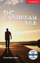 The Caribbean File. Buch mit Audio-CD