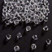 Tafel diamanten transparant 9mm