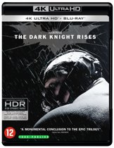 The Dark Knight Rises (4K Ultra HD Blu-ray)