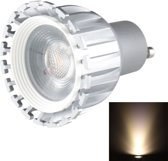 KX-H50 370LM Zoom Bolle lens LED zaklamp, Cree Q5 LED, 3-mode, wit licht, met clip & riem (zilver)