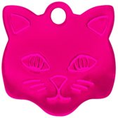 Kitty Kattenpenning Roze