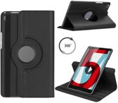 Huawei MediaPad M5 8.4 draaibare hoes Zwart