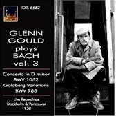 Glenn Gould Plays Bach Vol.3