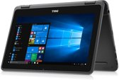 DELL Latitude 3189 1.10GHz N4200 11.6'' 1366 x 768Pixels Touchscreen Zwart Hybride (2-in-1)