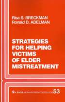 Strategies for Helping Victims of Elder Mistreatment