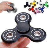 2 x Super Fidget Spinner - Hand Spinner  Stress Spinner Handspinner - WILLEKEURIGE KLEUR, LAAT JE VERRASSEN!