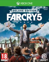 Far Cry 5 - Deluxe Edition - Xbox One