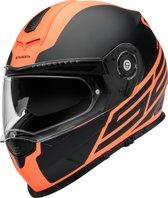 Schuberth S2 Sport Traction - oranje - 54