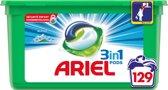 Ariel 3in1 Pods Alpine - Wasmiddelcapsules - 129 Wasbeurten
