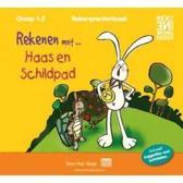 Rekenprentenboeken - Rekenen met...haas en schildpad groep 1-2