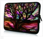 Sleevy 15,6 inch laptophoes kunst