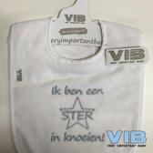 VIB Slab wit Ster