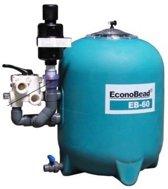 "EconoBead filter EB60 2"" klep 63mm"