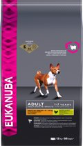 Eukanuba Dog Adult - Medium Breed - Kip - Hondenvoer - 12 kg