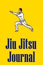Jiu Jitsu Journal: Notebook For Martial Artists