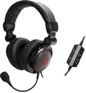 Venom Gaming Vibration XT Headset for PS4PS3X360PCMac