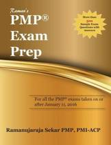 Raman's Pmp Exam Prep Guide for Pmbok 5th Edition