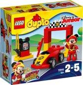 LEGO DUPLO Mickey's Racewagen - 10843