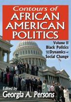 Contours of African American Politics