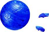 Crystal Puzzel Aarde - Blauw
