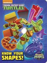 Know Your Shapes! (Teenage Mutant Ninja Turtles