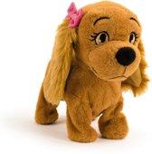Lucy Pluche Interactieve Hond