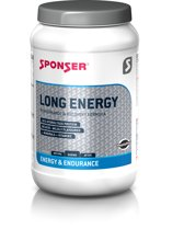 Sponser Long Energy 5% Protein - Energiedrank - 1200 gram - Fruit Mix