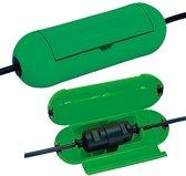 Brennenstuhl 1160400 Groen kabel beschermer