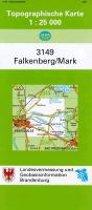 Falkenberg 1 : 25 000