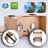 DisQounts - Google Cardboard + Hoofdband + NFC Chip | Virtual reality bril