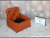 Autostoel voor honden Cosy Car Deluxe Angel & Gladys orange 45x35x20/45cm